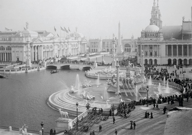 1893 Columbian Exposition in Chicago introduced Chili to the World.