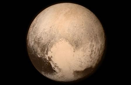 NASA successfully destroys Pluto
